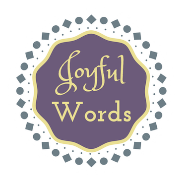Joyful Words magnet picture